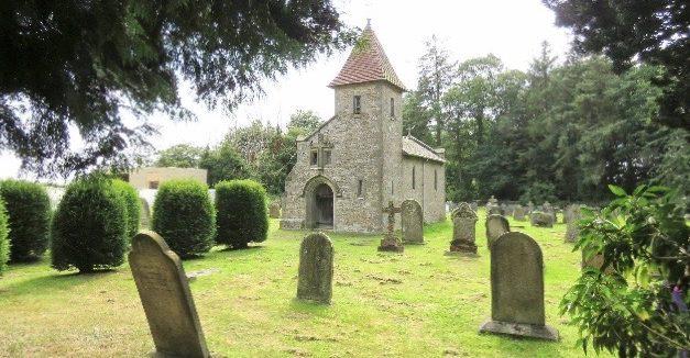 Cemetery Chapel, Ings Lane, Brompton-by-Sawdon