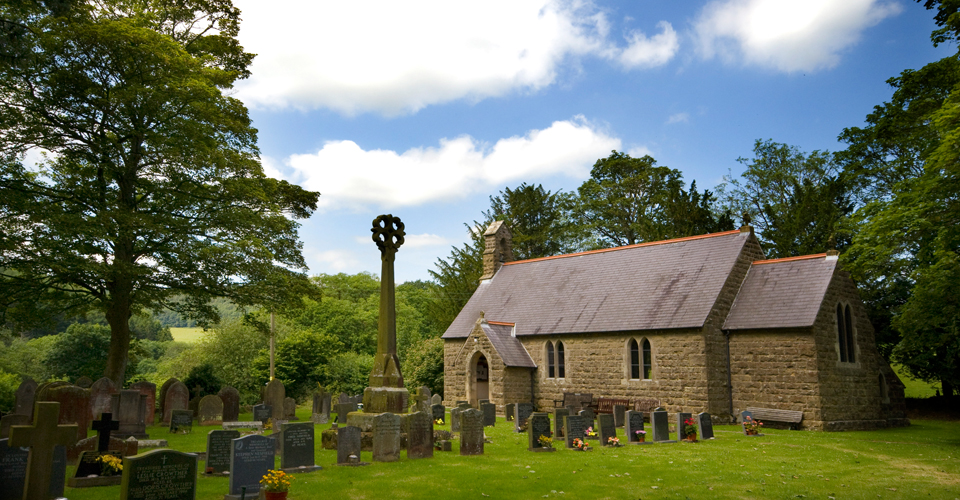 St Peter's Church,  Langdale End